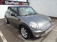 USED 2009 59 MINI HATCH COOPER 1.6 COOPER GRAPHITE 3d 118 BHP £105 A MONTH ,FULL SERVICE HISTORY, SUPPLIED WITH FULL MOT,ICONIC PETROL VEHICLE IN SOUGHT AFTER COLOUR,