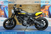 USED 2016 66 DUCATI SCRAMBLER 800 SCRAMBLER FULL THROTTLE Low Miles