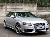 2009 AUDI S4 AVANT 3.0 AVANT QUATTRO 5d AUTO 329 BHP £13495.00