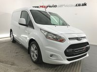2015 FORD TRANSIT CONNECT 1.6 200 LIMITED P/V 1d 114 BHP £6950.00