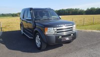 2006 LAND ROVER DISCOVERY 2.7 3 TDV6 5 SEATS 5d 188 BHP 4x4