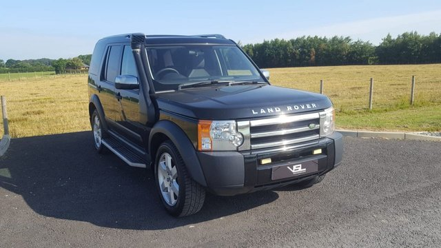 2006 06 LAND ROVER DISCOVERY 2.7 3 TDV6 5 SEATS 5d 188 BHP 4x4