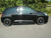 USED 2015 65 DS DS 3 1.2 PureTech Dark Light EAT6 (s/s) 3dr 6 SPEED AUTO