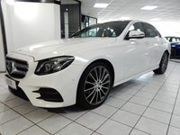 USED 2016 16 MERCEDES-BENZ E CLASS E220D AMG LINE PREMIUM PLUS AUTO DIGITAL COCKPIT PREM PLUS 20'S