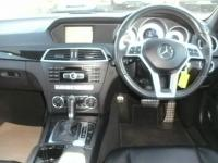 USED 2011 11 MERCEDES-BENZ C CLASS 2.1 C220 CDI BlueEFFICIENCY Sport 7G-Tronic 5dr LEATHER HEATED SEATS
