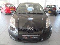2010 TOYOTA YARIS 1.3 TR VVT-I 3d 99 BHP £3900.00