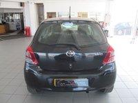 USED 2010 10 TOYOTA YARIS 1.3 TR VVT-I 3d 99 BHP