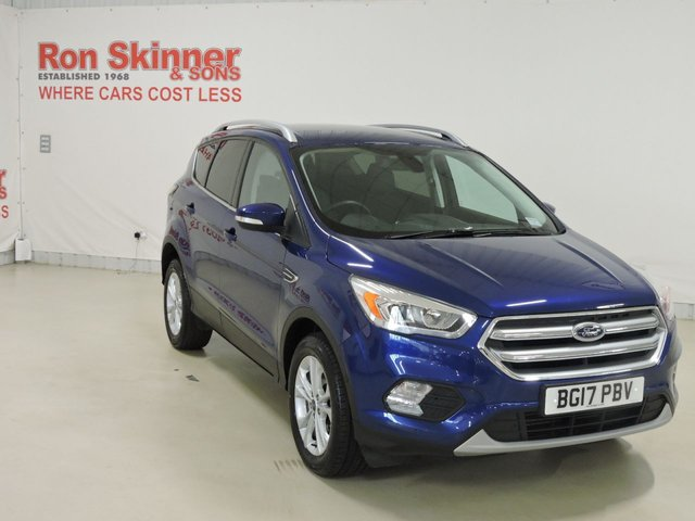 View our 2017 17 FORD KUGA 2.0 TITANIUM TDCI 5d 148 BHP with Appearance Pack + Advanced Park Assist