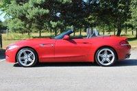 USED 2013 13 BMW Z4 2.0 Z4 SDRIVE20I M SPORT ROADSTER 2d 181 BHP