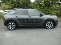 USED 2015 15 CITROEN C4 CACTUS 1.6 BlueHDi Flair 5dr ZERO ROAD TAX