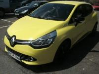 USED 2014 64 RENAULT CLIO 1.5 dCi ENERGY Dynamique S MediaNav (s/s) 5dr FREE ROAD TAX