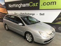 USED 2007 57 CITROEN C5 1.6 VTX PLUS 5d 108 BHP