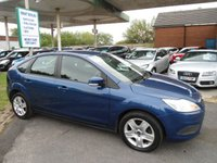 2010 FORD FOCUS 1.6 STYLE 5d 100 BHP £3995.00