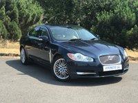 2008 JAGUAR XF 2.7 LUXURY V6 £6495.00