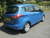 USED 2013 63 FORD B-MAX 1.0 T EcoBoost Zetec 5dr ROAD TAX £30