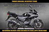USED 2013 63 HONDA CBF125  GOOD & BAD CREDIT ACCEPTED, OVER 500+ BIKES IN STOCK