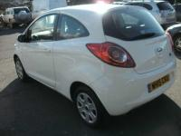 USED 2015 15 FORD KA 1.2 Edge 3dr ONLY 4700 MILES FROM NEW