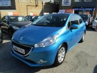 USED 2012 62 PEUGEOT 208 1.2 ACTIVE 3d 82 BHP 19K MILES,£20 TAX, S/HISTORY