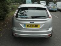 USED 2010 10 FORD FOCUS 1.6 Zetec 5dr ONE OWNER