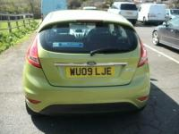 USED 2009 09 FORD FIESTA 1.25 Zetec 5dr FULL SERVICE HISTORY