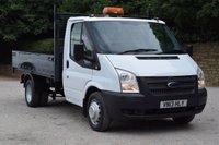 2013 FORD TRANSIT 2.2 350 DRW  124 BHP £8950.00