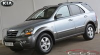 USED 2007 07 KIA SORENTO 2.5CRDi XS 5 DOOR AUTO 168 BHP Finance? No deposit required and decision in minutes.