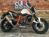 USED 2013 63 KTM DUKE 690 2013 ABS  Low Miles + ABS