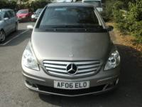 USED 2006 06 MERCEDES-BENZ B CLASS 1.7 B170 SE 5dr FULL MERCEDES SERVICE HISTORY