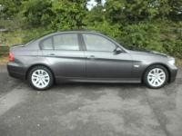 USED 2006 56 BMW 3 SERIES 2.0 320d SE 4dr FULL SERVICE HISTORY