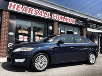 USED 2007 57 FORD MONDEO 2.0 GHIA TDCI 5d 140 BHP