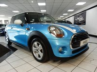 2016 MINI HATCH 1.5 COOPER AUTO £11925.00