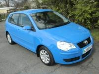 2006 VOLKSWAGEN POLO 1.4 SE 5dr £3695.00