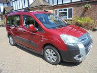 2011 CITROEN BERLINGO 1.6 MULTISPACE XTR HDI 5d 91 BHP £6750.00