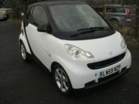 2009 SMART FORTWO 0.8 CDI Pulse 2dr £3495.00