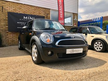 2010 MINI HATCH ONE 1.4 ONE 3d 94 BHP £3990.00