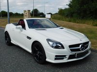 2012 MERCEDES-BENZ SLK 1.8 SLK200 BLUEEFFICIENCY AMG SPORT ED125 2d AUTO 184 BHP £16490.00