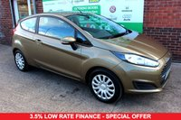 USED 2015 15 FORD FIESTA 1.5 STYLE TDCI 3d 74 BHP +FREE Tax Band +FULL History.
