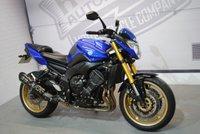 2012 YAMAHA FZ8 779cc £4975.00