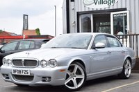 USED 2008 08 JAGUAR XJ 2.7 SOVEREIGN V6 4d AUTO 204 BHP Full Service History 7 Stamps