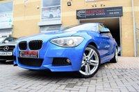 2014 BMW 1 SERIES 118D M SPORT 5 DOOR HATCHBACK £12995.00