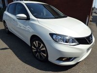USED 2015 15 NISSAN PULSAR 1.5 N-TEC DCI 5d 110 BHP Super High Specification Car Super High Specification, Very Clean Condition, Nissan Service History