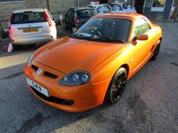 USED 2009 09 MG TF 1.8 135 LE 500 2d 137 BHP