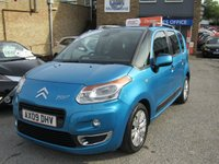 USED 2009 09 CITROEN C3 PICASSO 1.6 PICASSO EXCLUSIVE HDI 5d 90 BHP