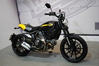 2015 DUCATI SCRAMBLER 803cc SCRAMBLER FULL THROTTLE  £6490.00