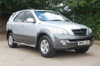 2005 KIA SORENTO 2.5 XS CRDI 5d 139 BHP £2450.00