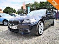 2012 BMW 5 SERIES 2.0 520D M SPORT TOURING 5d 181 BHP £SOLD