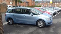 USED 2015 15 CITROEN C4 GRAND PICASSO 1.6 E-HDI VTR PLUS ETG6 5d AUTO 113 BHP 7 SEATS AUTOMATIC! CHEAP TO RUN WITH ONLY 19325 MILES FROM NEW! ONLY £20 ROAD TAX AND EXCELLENT FUEL ECONOMY! EXCELLENT SPECIFICATION INCLUDING CLIMATE CONTROL, PARKING SENSORS, ALLOY WHEELS, AUXILLIARY/USB AND MEDIA!
