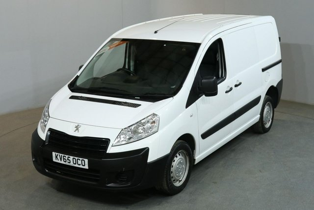 2015 65 PEUGEOT EXPERT 1.6 HDI 1000 PROFESSIONAL L1 H1 SWB LOW ROOF AIR CON MOT UNTIL 31/07/2019