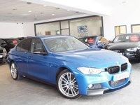 USED 2013 13 BMW 3 SERIES  320I XDRIVE M SPORT 4d AUTO 181 BHP +M PERFORMANCE KIT+4WD XDRIVE+
