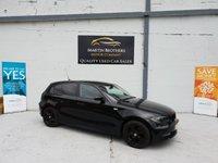 2009 BMW 1 SERIES 1.6 116I SE 5d 121 BHP £4430.00